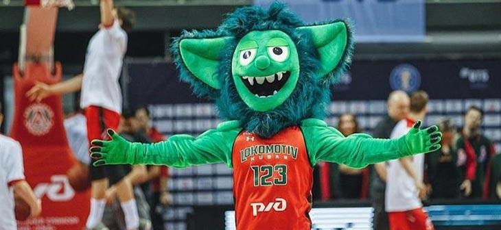 Сборную России по баскетболу пополнили четыре игрока «Локомотива-Кубани» 1