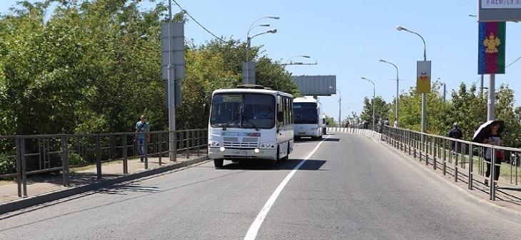 Проезд через Яблоновский мост будет запрещен грузовым авто и автобусам с 12 июля. Навсегда! 1