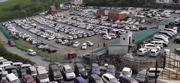Краснодар занял 8 место в России по количеству легковых авто 1