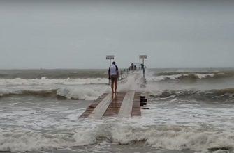 В Анапе ввели запрет на купание на всех пляжах 7