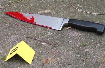 В Крымске местный житель зарезал своего знакомого 6